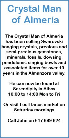 Crystal Man of Almeria