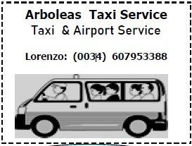 Arboleas Taxi - May 2021
