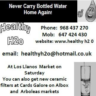 Healthy H20 - May 2021