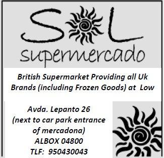 Sol Supermercado - May 2021